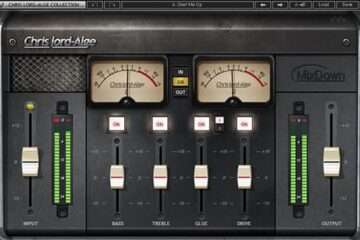 Waves CLA Mixdown