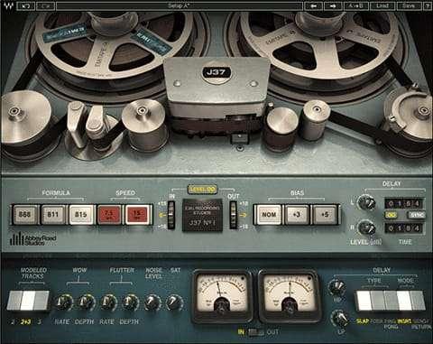 Waves J37 Tape