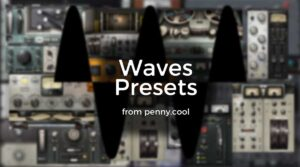 Presets for Waves