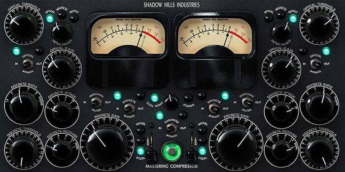 UAD Shadow Hills Mastering Compressor